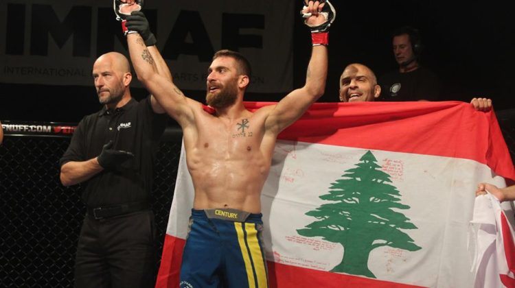 Youth Minister Just Banned MMA in Lebanon