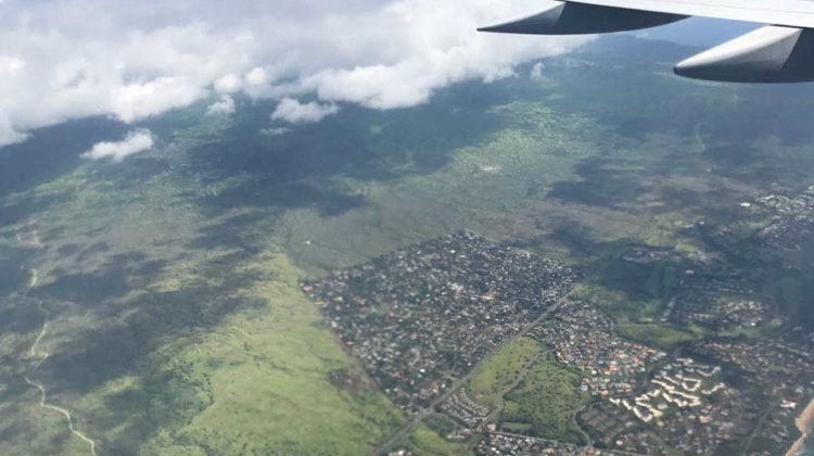 Off to Hawaii