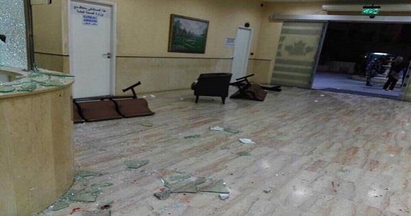 Fiasco at the Lebanese-Canadian Hospital