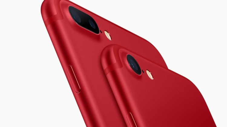 iPhone 7 (RED) Already Available in #Lebanon