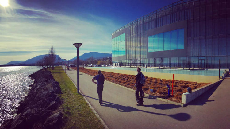 Why I was Visiting Philip Morris in Switzerland