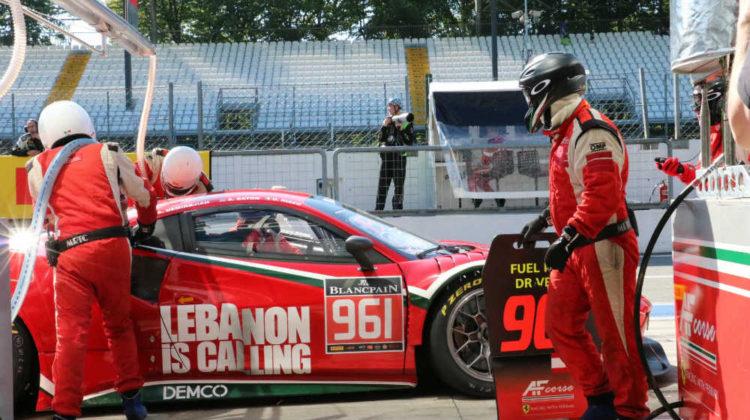 #LebanonIsCalling from Autodromo Nazionale di Monza