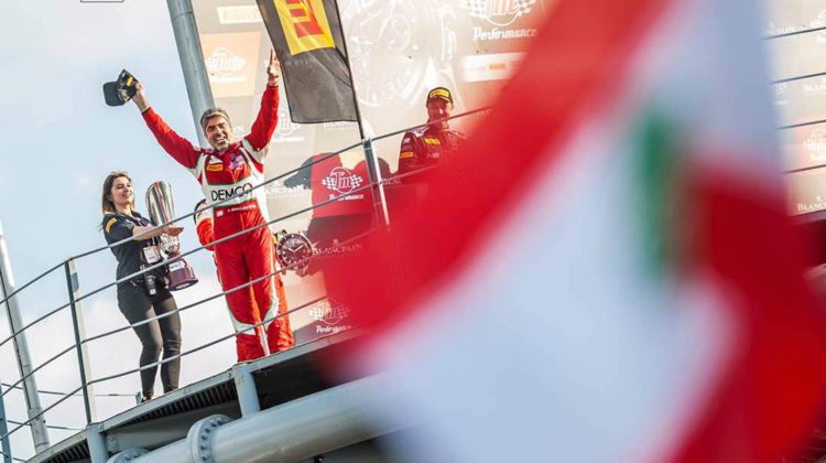 #TeamLebanon Finishes First in Monza Blancpain GT series (AM Class), 27th Overall
