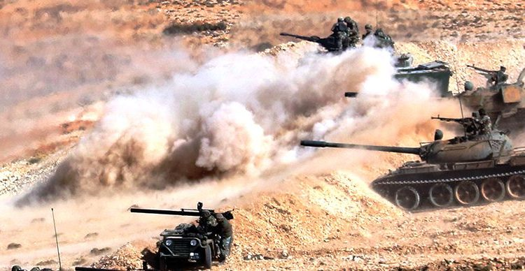 Global Fire Power 2016 Report: Lebanon Ranked 68th out of 126, KSA Third Worldwide