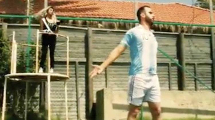 """Messi: A Parody of Klink's """"Goal"""" Song"""