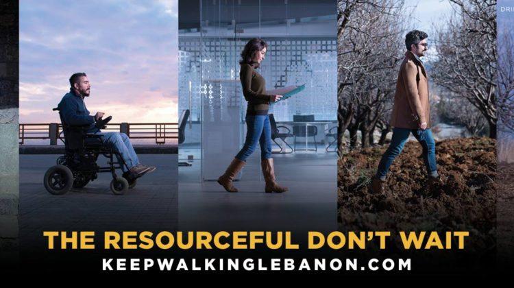 #KeepWalkingLebanon: The Resourceful Don't Wait