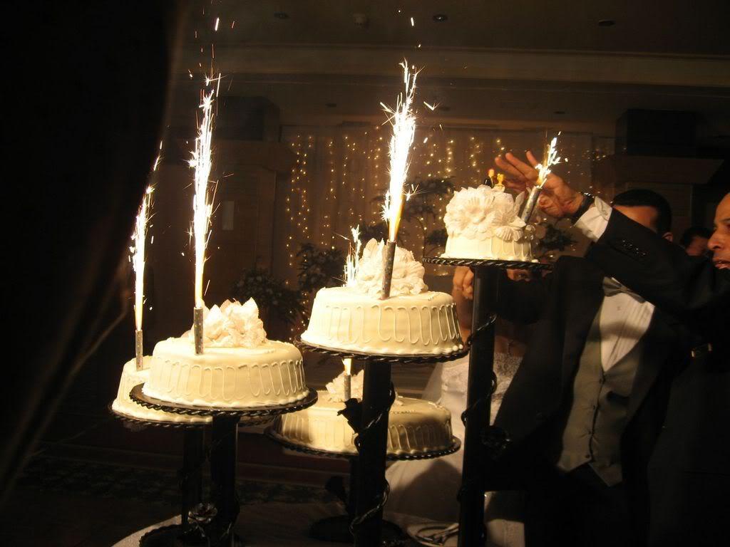 Cake Sparklers Are Not Safe Blog Baladi