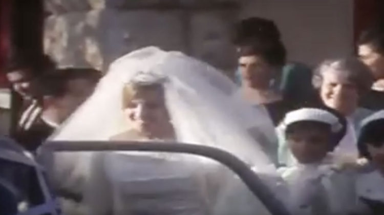 A Lebanese Wedding From The 1960s
