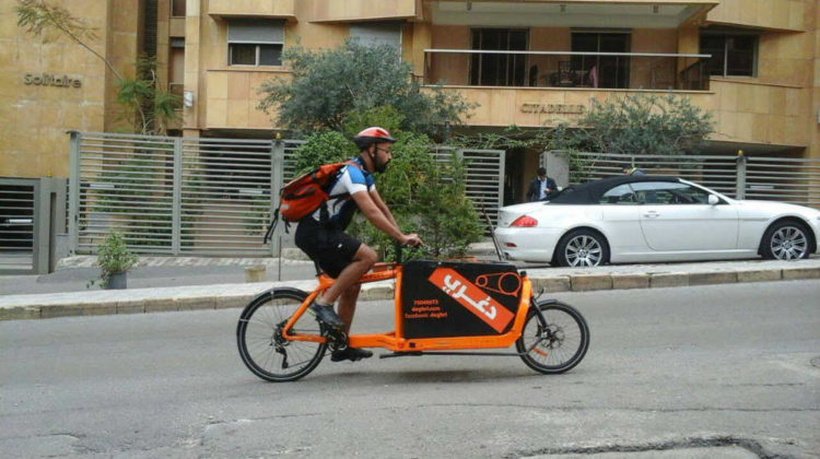 Deghri Messengers, Beirut's First Bike Messenger Service, to Cease its Activities