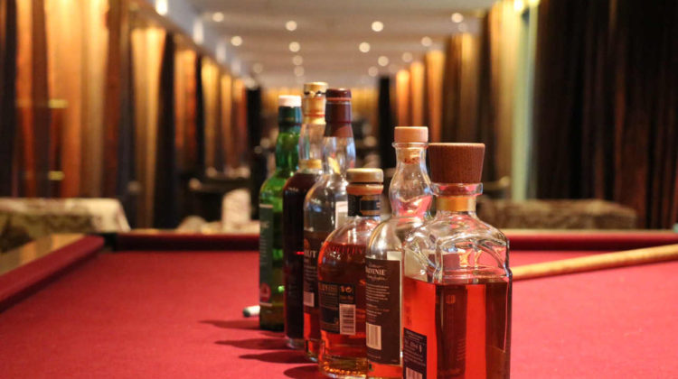 A Special Whisky Tasting Session at Phoenicia Hotel ahead of #WorldWhiskyDay