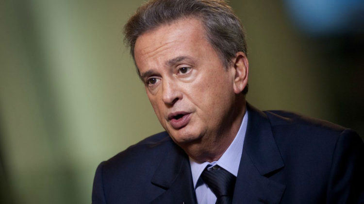 Riad Salameh Re-appointed as Central Bank Governor for 6 More Years