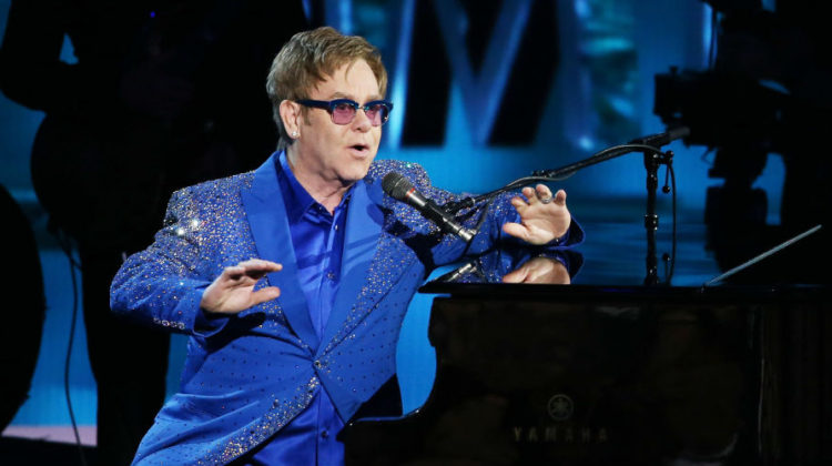 Sir Elton John Live in Beirut on December 10, 2017