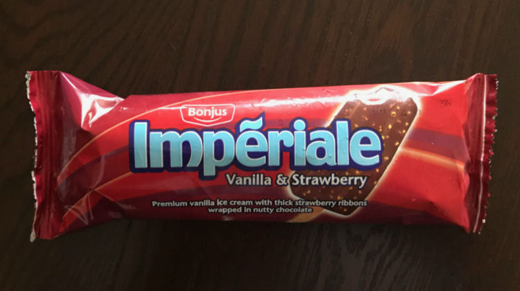 My Ten Favorite Ice-cream Bars