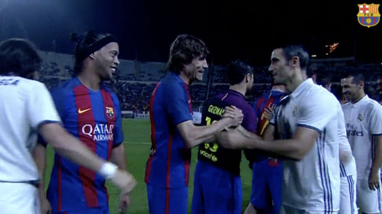 Barcelona Defeats Real Madrid 3-2 Once Again in Beirut's El Clásico