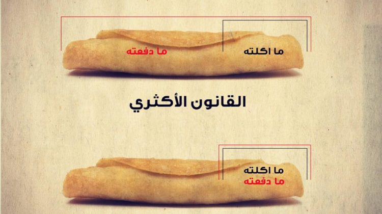 What if the Electoral Law were a Taouk Sandwich?
