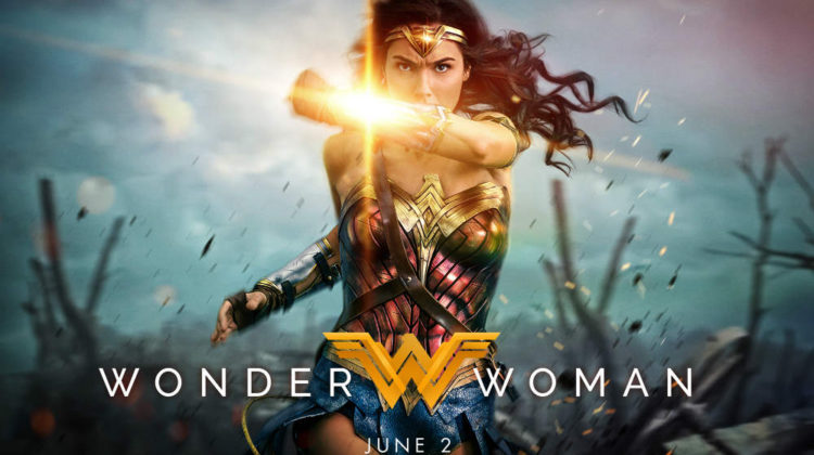 Movie Review: Wonder Woman [2017]