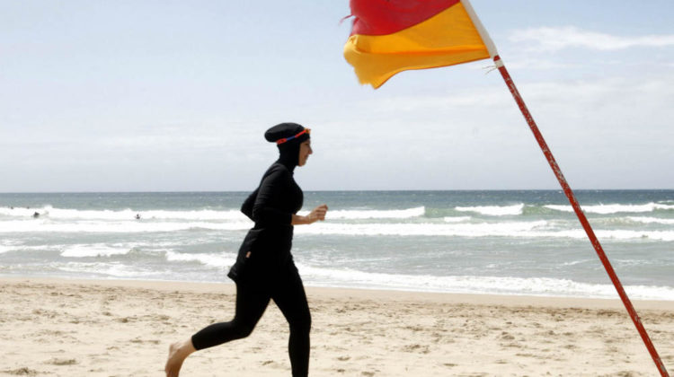 """Banning """"Burkinis"""" From The Beach is Wrong"""