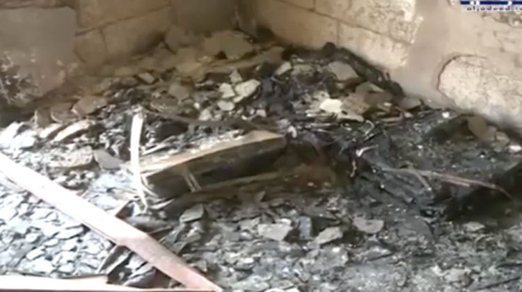 Smartphone Explodes, Burns Down House in Damour