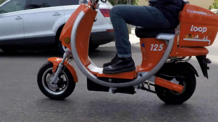 Meet Loop Scooters: The First Electric Scooter Sharing Service in Lebanon & The Middle East