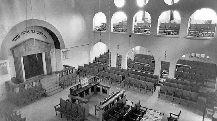 In Pictures: The Synagogue of Bhamdoun