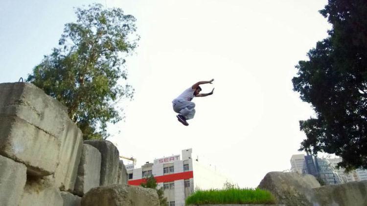 Lebanese Joe Zgheib Unlucky Run at Ninja Warrior