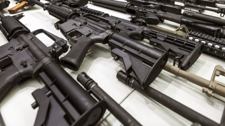 Lebanon not Among The Top 10 Countries with Most Guns