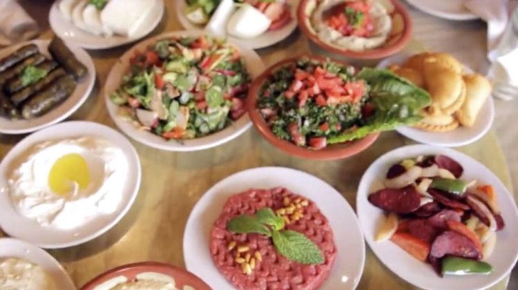 Celebrating Lebanese Food