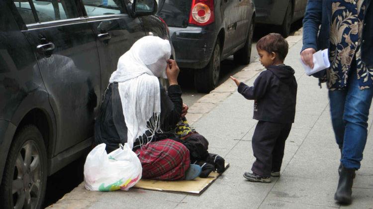 Street Fights between Hamra's Beggars