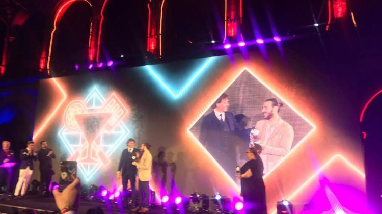 Mike Kassabian Wins FIRST Prize At the Diageo #WorldClass2017 Global Finals