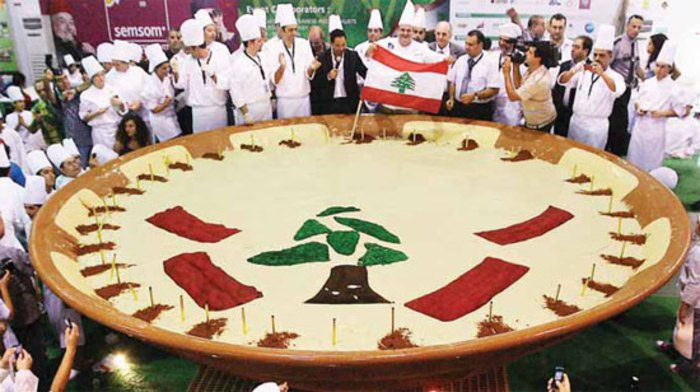 How Many Guinness World Records Does Lebanon Hold?