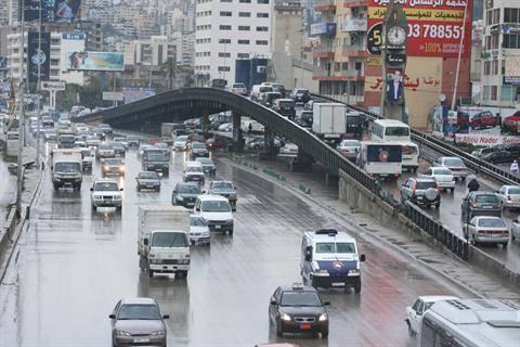 Jal el Dib New Bridge Works Halted?