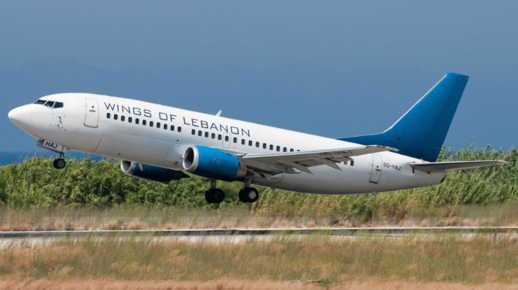 Wings of Lebanon Makes Emergency Landing in Larnaca