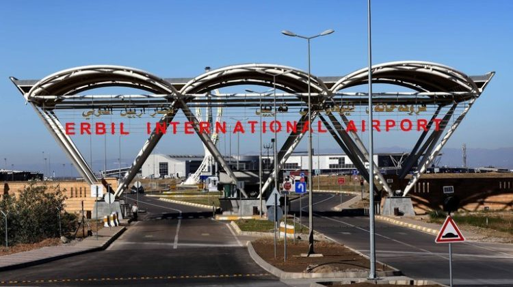 MEA Suspends Flights to Iraq's Erbil