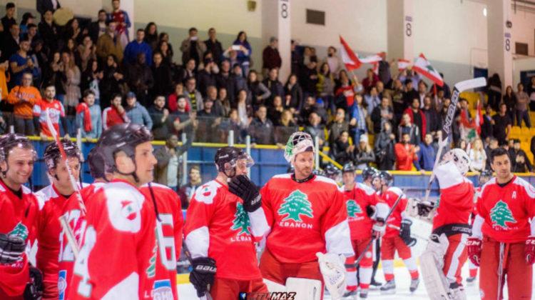 Lebanon's First Hockey Team