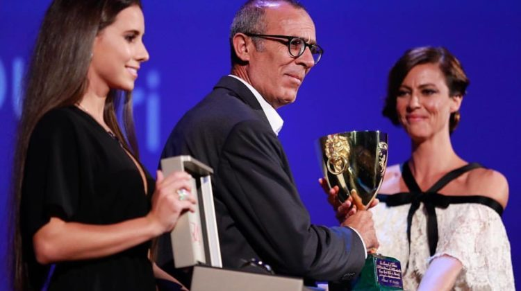 """Venice'74: Kamel el Basha Wins Best Actor Award For """"The Insult"""" by Ziad Doueiri"""