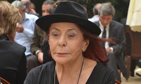 Helping Lebanon's Veteran Actress Renee Deek
