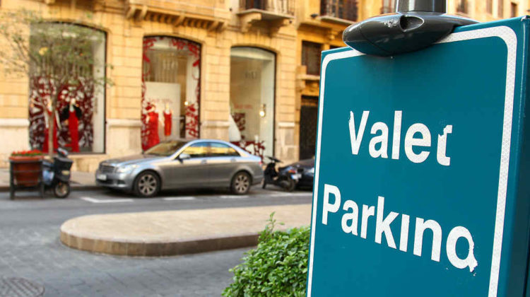 Call 1735 to Report Valet Parking Companies Charging Over LL5000