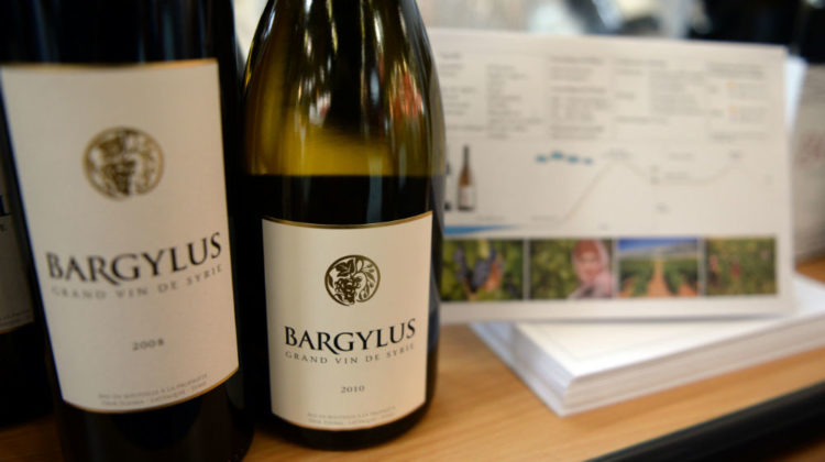 On Bargylus: The World's Most Dangerous Wine