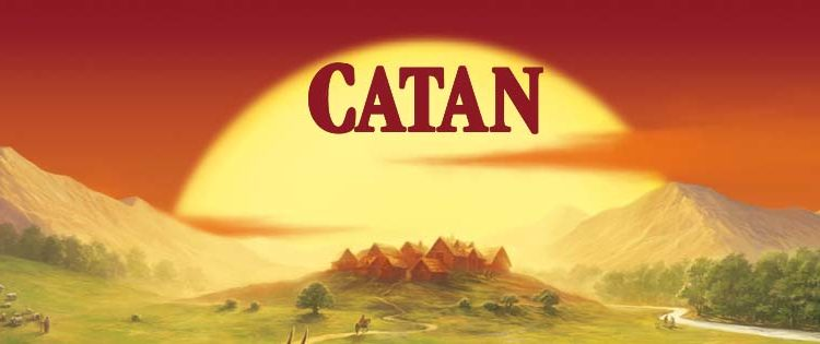 Who's Playing Catan?