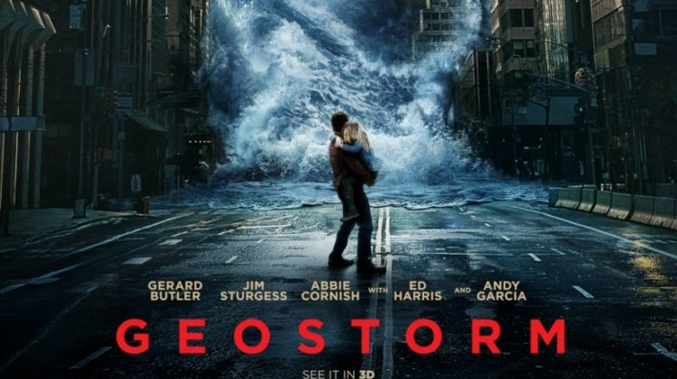 Movie Review: Geostorm [2017]