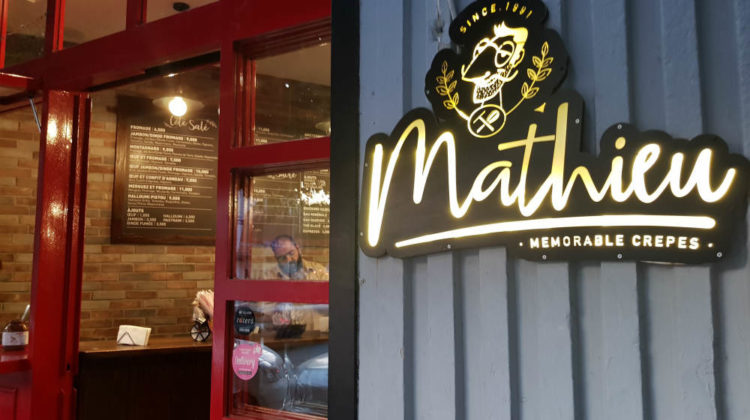 Mathieu: Best Crêpes in Mar Mikhael