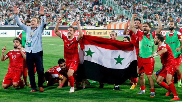 Australia Ends Syria's World Cup Dreams, Egypt Qualifies