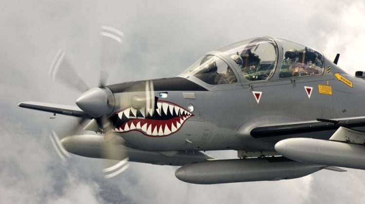 Is the Lebanese Army Finally Getting The A-29 Super Tucano Attack Aircrafts?