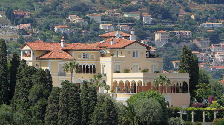 Villa Les Cèdres is the World's Most Expensive House