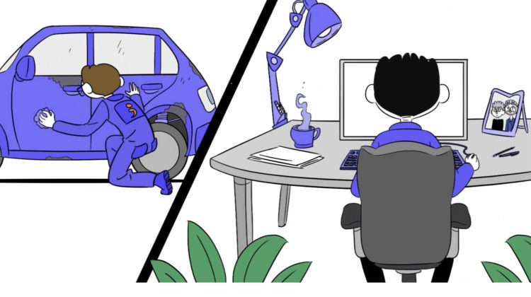 Blink My Car: Hassle-Free & Eco-Friendly Car Wash One Click Away from You!