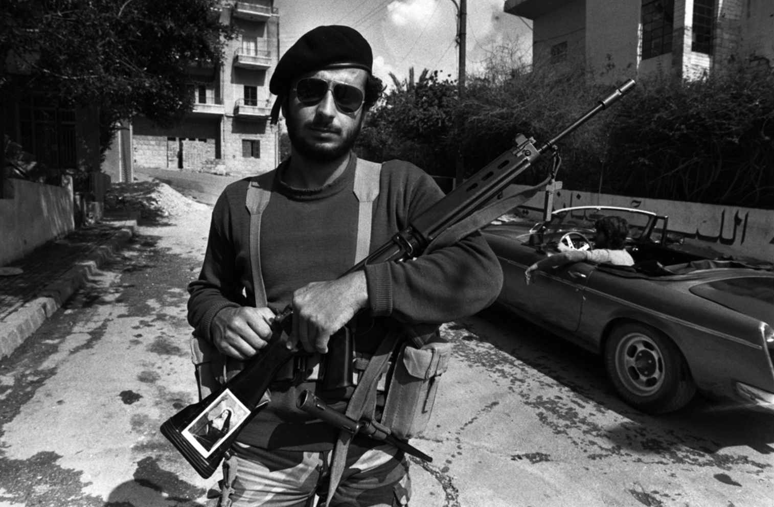 militia in Lebanon