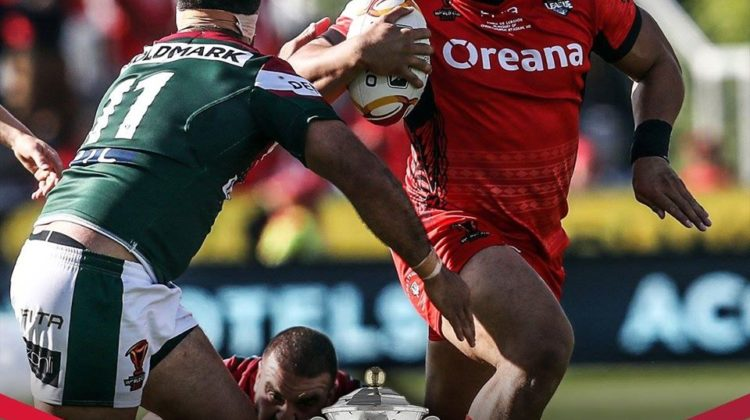 Tonga Defeats Lebanon by ONLY 2 Points to Reach Rugby League World Cup Semi-finals