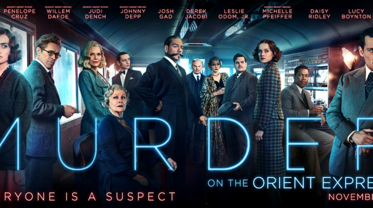 "Movie Review: ""Murder on the Orient Express"""