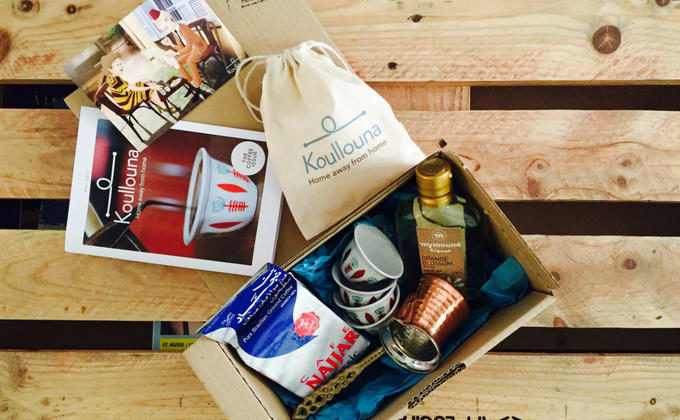 Koullouna: A Box of Lebanon Delivered Every Month Around the World