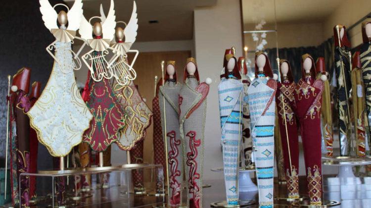 Angels of Joy(Anges de la Joie):#Christmas decoration for a Cause